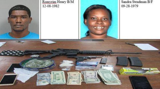 4D Narcotics Arrests