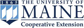 UMaine Extension / USDA Logo