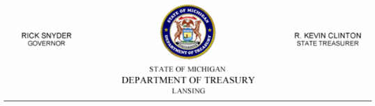 Treasury Press Release