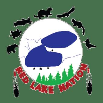 Red Lake Nation logo
