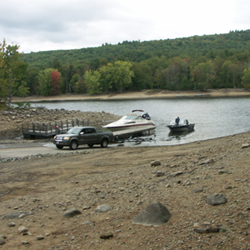 NYS DEC Alerts Boaters to Low Water Levels at Many Boat Launches