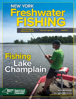 New York 2017-2018 Freshwater Fishing Regulations Guides available