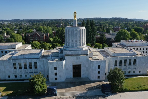 Image of Oregon State Capitol