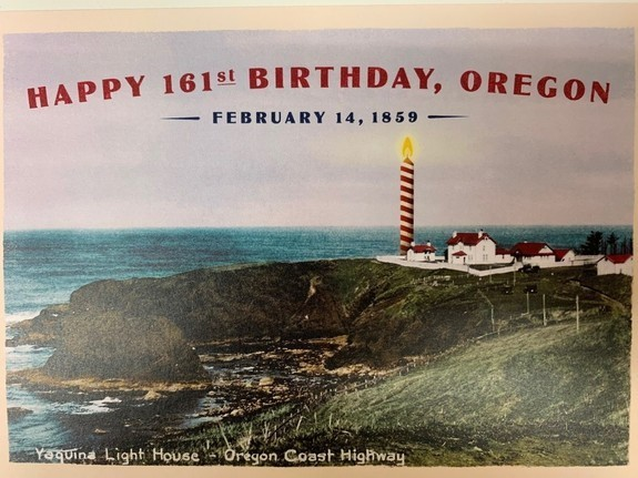 happy birthday Oregon