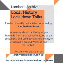 Lambeth Archives