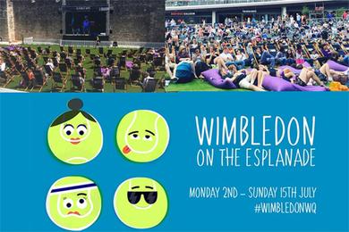 Events: Wimbledon On The Esplanade