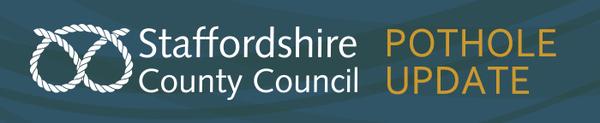 Staffordshire Pothole Update