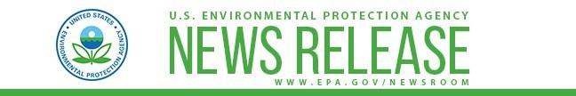 EPA News Release Header Image