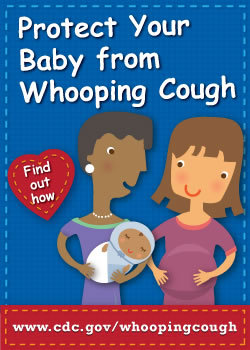 Protect babies from whooping cough. Find out how.