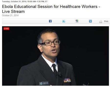 Arjun Srinivasan, MD