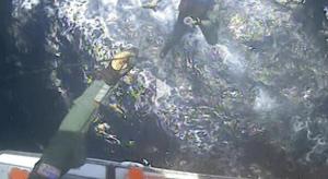 Coast Guard medevacs diver 46 miles east of Cape May, NJ