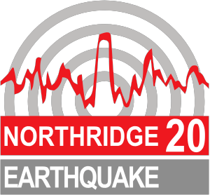 Northridge 20 Earthquake Logo
