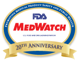 Medwatch 20th anniversary