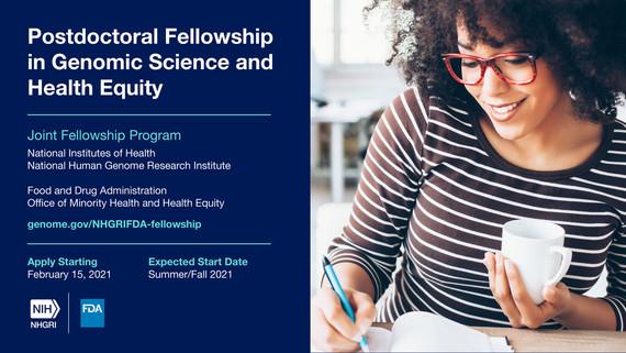 FDA OMHHE - NIH NHGRI Fellowship