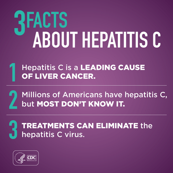3 Facts About Hepatitis C