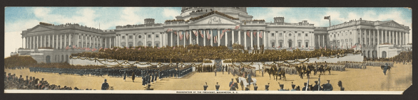 Panoramic view of the Capitol