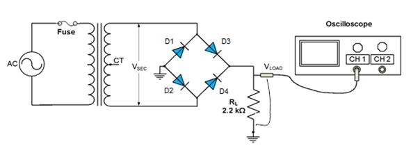 Solved: Bridge Rectifier Pre-Lab Information Rectifiers Ar