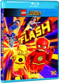 Lego Dc Comics Super Heroes: The Flash Blu-Ray Film  Kb ...
