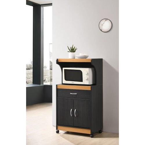 colored kitchen islands used mobile kitchens for sale gray hayneedle hodedah imports hik72 microwave cart