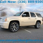2012 Gmc Yukon Denali 1gks2eef9cr136144 Vann York Bargain Cars High Point Nc