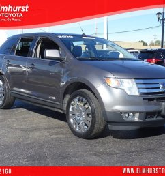 pre owned 2010 ford edge limited [ 1600 x 1200 Pixel ]