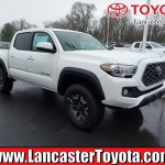 New 2021 Toyota Tacoma Trd Off Road Double Cab In East Petersburg 16477 Lancaster Toyota