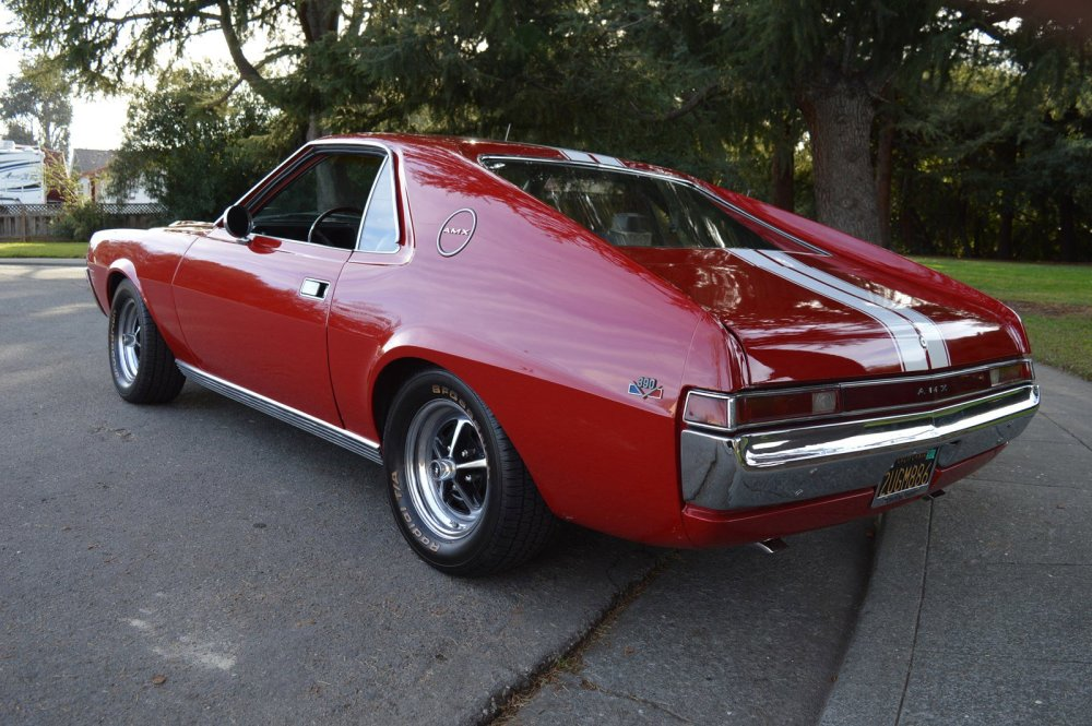 medium resolution of pre owned 1968 american motors amx 390 gorgeous condition rare 4 1970 amc javelin wiring diagram 1968 amc javelin tachometer wiring diagram