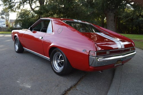 small resolution of pre owned 1968 american motors amx 390 gorgeous condition rare 4 1970 amc javelin wiring diagram 1968 amc javelin tachometer wiring diagram