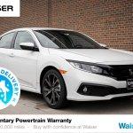 New 2020 Honda Civic Sport Sedan In Burnsville 8aw294n Walser Honda