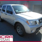 New 2020 Nissan Frontier Sv In San Antonio Tx N725234 Ancira Nissan