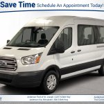 Used Ford Transit Passenger Wagon For Sale In St Joseph Mo Anderson Mitsubishi
