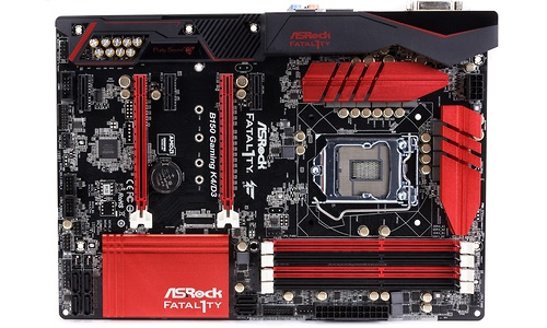 ASRock Fatal1ty B150 Gaming K4/D3 moederbord - Hardware Info