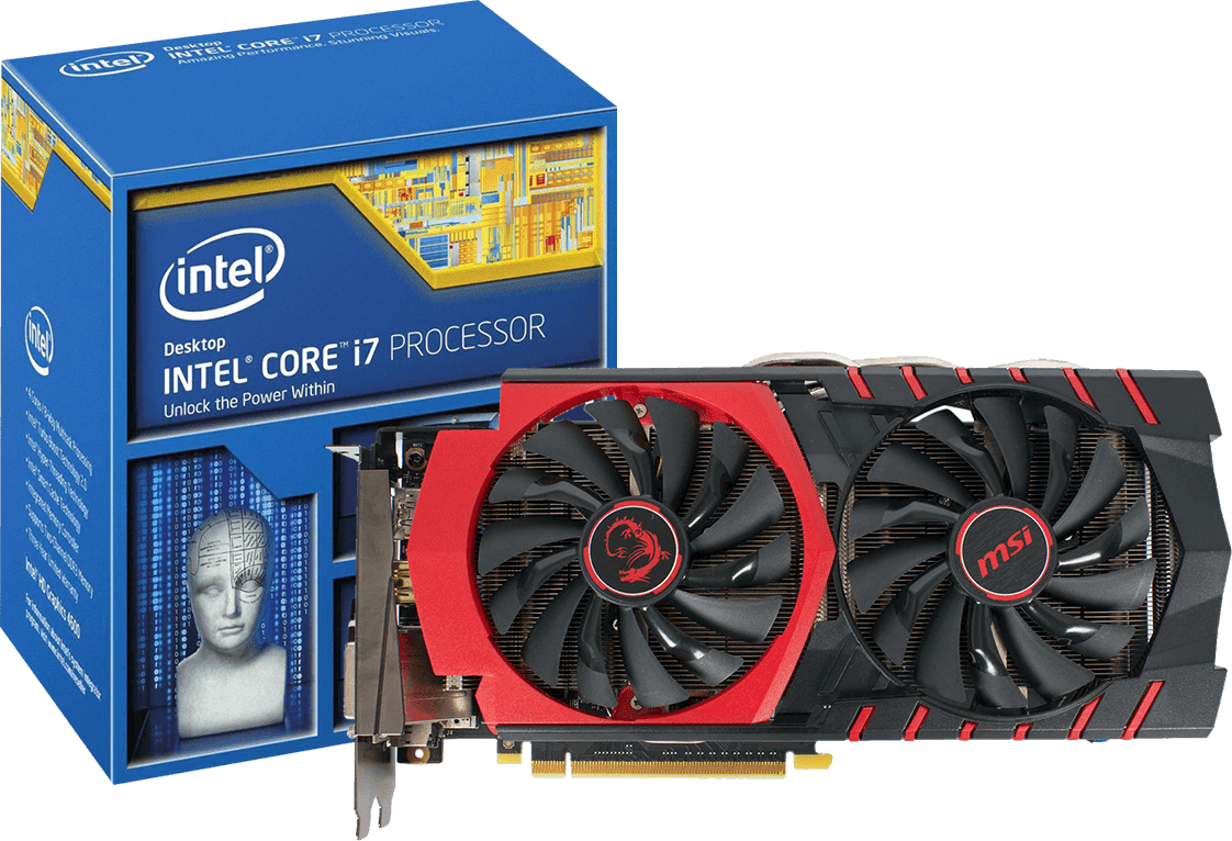 video card giveaway win an intel core i7 5820k proccessor and msi gtx 960 6587