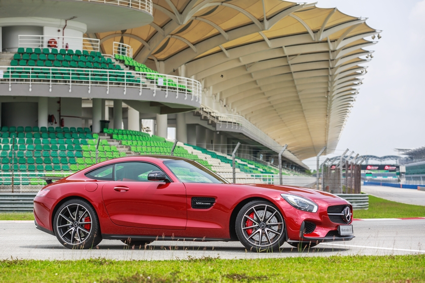 2015 Mercedes Amg Gt Launched In Malaysia From Rm115mil Buying