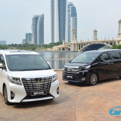 All New Alphard Vs Vellfire Harga Kijang Innova 2017 Review 2016 Toyota 3 5 2 Luxury Express Yet Despite The Seemingly Healthy Demand For These Vehicles Umw Motor Have Been Content To Leave And Parallel Importers