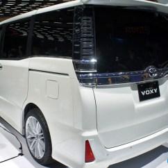 All New Alphard 2019 Radiator Grand Avanza Jakarta 2017 Toyota Voxy Introduced Cbu