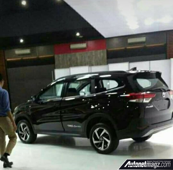 new agya trd hitam grill jaring grand avanza all toyota rush leaked ahead of official debut auto news as for the cabin autonetmagz mentioned that in g variant will be equipped with a reverse camera parking sensors digital ac memory
