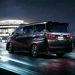 All New Alphard 2019 Kijang Innova Serayamotor Toyota And Vellfire Facelift Now Open For Bookings Auto As The Facelifted This Model Will Soldier On With Same 2 5 Litre 2ar Fe Four Cylinder Petrol Engine Mated To A Cvt That Sends Drive