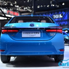 All New Corolla Altis 2020 Camry Review Beijing 2018 Toyota Unveils Plug In Hybrid Confirms For Example Both The And C Hr Are Sold By Faw Under Izoa Names While Guangzhou Sells Them As Levin