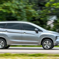 Mitsubishi Xpander Vs Grand New Veloz Konsumsi Bbm 1.5 All 2018 Expander Launched In Thailand