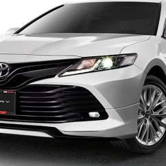 All New Toyota Camry Thailand Penggerak Roda Grand Avanza Eight Generation Launched In 3 Motor Is Also Offering A Trd Sportivo Which Adds