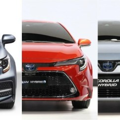 All New Corolla Altis Toyota Yaris Trd Sportivo And Avanza Facelift To Debut In The Will Be Launched Indonesia Next Year If It S True Also Mean That Model Introduction Malaysia Won T