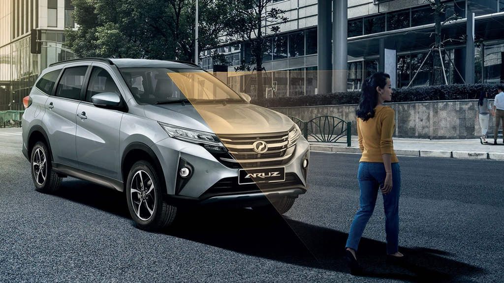 perodua aruz how does it compare to toyota rush and honda br v buying guide