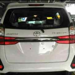 Cover Grill Grand New Avanza All Kijang Innova 2.4 G M/t Diesel Lux Toyota Facelift Images Leaked Ahead Of Regional Debut The Veloz Variant Seen Here Has Design Cues Inspired By Alphard And Vellfire Key Exterior Features On Include Split Headlights