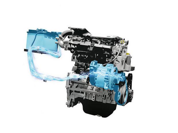 Mesin Suzuki Ertiga Hybrid