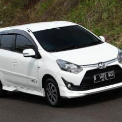 Toyota New Agya Trd 2017 Oli Grand Avanza Test Drive Review Panduan Pembeli