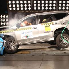 Uji Tabrak Grand New Avanza Harga Tahun 2016 Hebat Mitsubishi Pajero Sport Raih 5 Bintang Berita