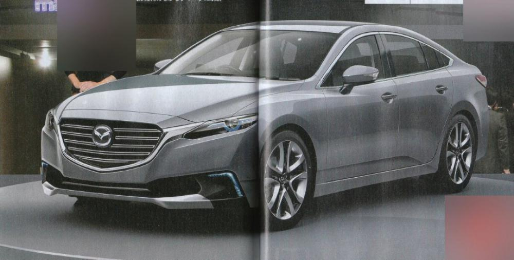 all new camry 2018 malaysia grand avanza g 1.3 putih mazda 6 - first photos/renders forums ...