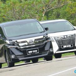 All New Alphard Vs Vellfire Harga Grand Avanza 2017 Surabaya Review 2016 Toyota 3 5 2 Luxury Express Guaranteed