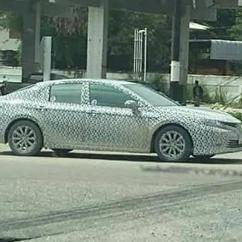 All New Camry 2018 Thailand Harga Otr Kijang Innova Spied Toyota Caught In Auto News Carlist My